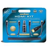 BELLO INTERNATIONAL LLC  2 HDMI Cables with Bonus Screen Cleaner Kit
