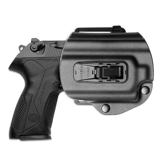 Viridian Right Tacloc Holster For Beretta Px4 Storm Fullsize W/ Viridian C Series Ecr Equipped
