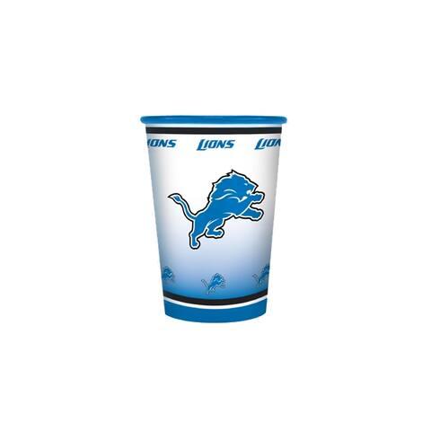 Nfl cup detroit lions 2-pack (20 ounce)-nla