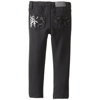 Vigoss Sequined Skinny Pants - 3T