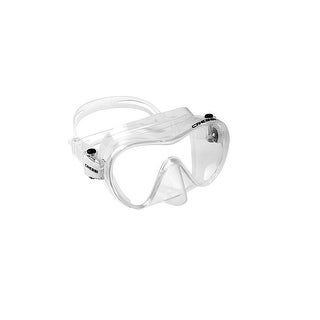 Cressi Unisex-Adult Frameless F1 Mask