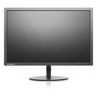 "Lenovo ThinkVision T2454P 24"" WUXGA LED-backlit LCD monitor VGA HDMI DisplayPort"