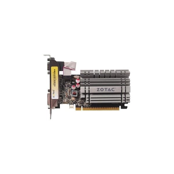 Zotac ZT-71115-20L Zotac ZT-71115-20L GeForce GT 730 Graphic Card - 902 MHz Core - 4 GB DDR3 SDRAM - PCI Express 2.0 x16 -