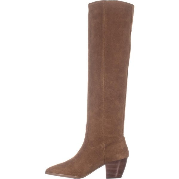 michael kors avery suede boot michael