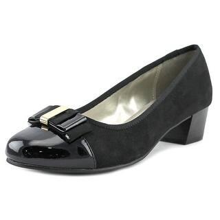 Karen Scott Darragh Women Round Toe Canvas Black Heels|https://ak1.ostkcdn.com/images/products/is/images/direct/7ffab6aaf7eb0f6041044fcac63375b94d315779/Karen-Scott-Darragh-Women-Round-Toe-Canvas-Black-Heels.jpg?impolicy=medium