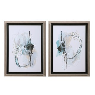 Link to Uttermost Force Reaction Abstract Prints (Set of 2) Similar Items in Art Prints