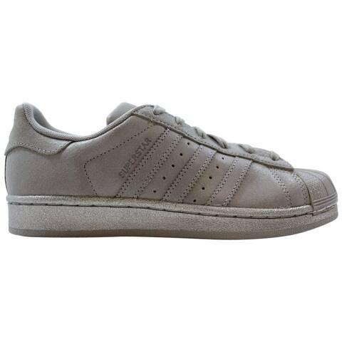 Adidas Superstar J Clone Onix/Silver Metallic BB8133 Grade-School