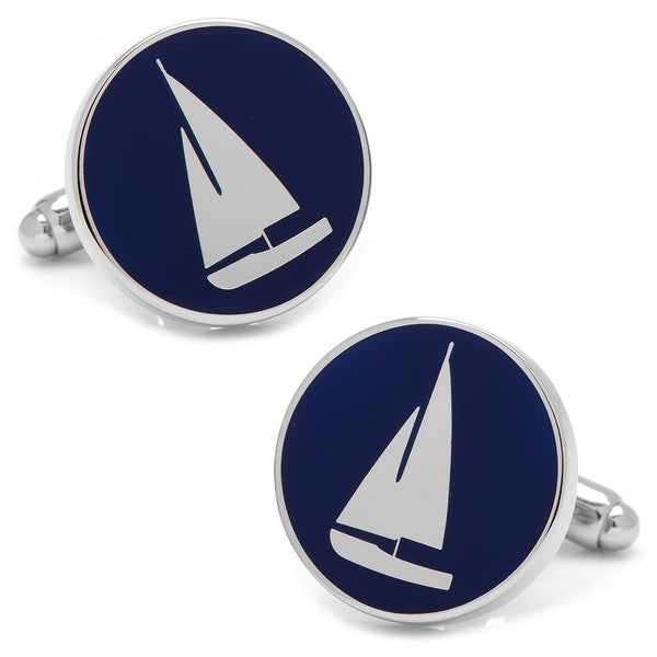 Sailboat Cufflinks