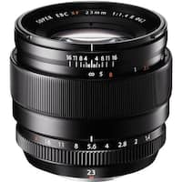 Fujifilm XF 23mm f/1.4 R Lens (Open Box)