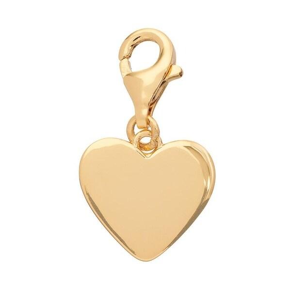 Julieta Jewelry Heart Clip-On Charm