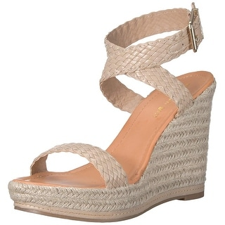 Link to Madden Girl Womens Narla Open Toe Casual Platform Sandals Similar Items in Women's Shoes