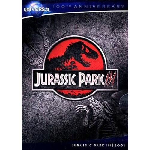 Jurassic Park III - DVD