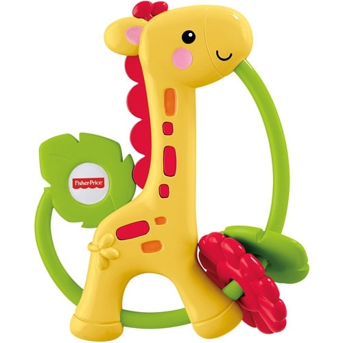 Fisher Price Giraffe Clacker Giraffe Clacker