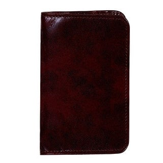 Scully Western Planner Italian Leather Personal Notebook