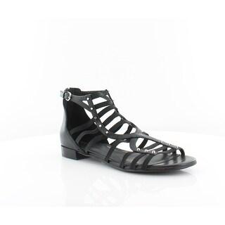Marc Fisher Partner Women's Sandals & Flip Flops Black Multi