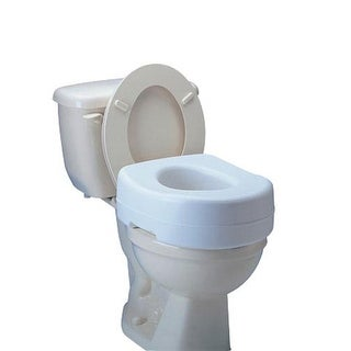"Raised Toilet Seat 5 1/2"" High"