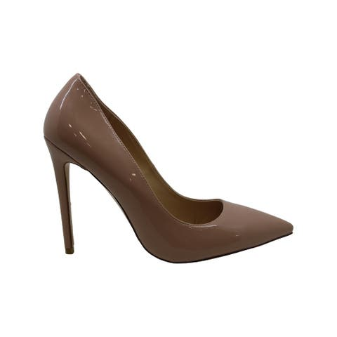 MIUINCY Women's Shoes G1491 Pointed Toe Classic Pumps - 10.5