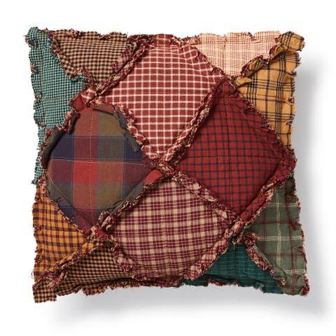 Donna Sharp Campfire Decorative Pillow