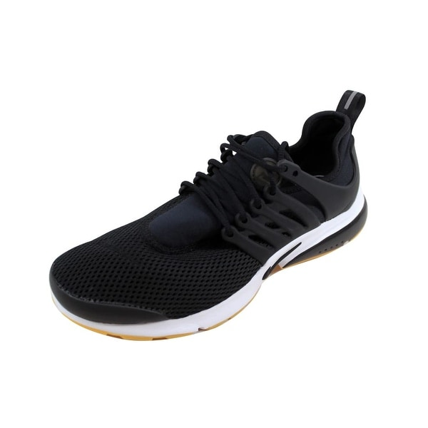 c1d2ddf50d0d ... Women s Athletic Shoes. Nike Women  x27 s Air Presto Black Black-White- Gum Yellow