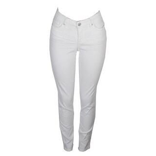 Vintage America Off White Boho Regular Fit Skinny Jeans R
