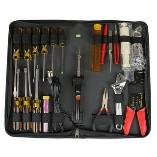 Startech.Com Ctk500 19-Piece Computer Tool Kit With Carrying Case