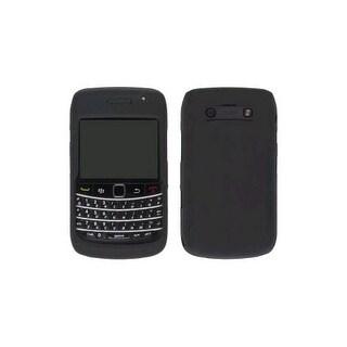 Silicone Gel Case for BlackBerry Bold 9700, 9780 - Black