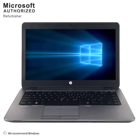 "HP EliteBook 840G1 14.0"" Laptop Intel Core i7-4600U 2.1G 16G DDR3L 480G SSD Windows 10 Home (Refurbished A Grade)"