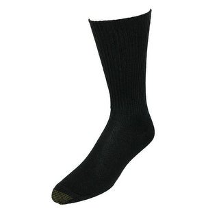 Link to Gold Toe Men's Fluffies Soft Casual Socks (Pack of 3) Similar Items in Slippers, Socks & Hosiery