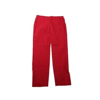 Alfani NEW Amore Red Womens Size 12 Ankle Seamed Stretch Casual Pants https://ak1.ostkcdn.com/images/products/is/images/direct/8013ff7a6225079080b1c7baeb7a6a7cb107baf1/Alfani-NEW-Amore-Red-Womens-Size-12-Ankle-Seamed-Stretch-Casual-Pants.jpg?impolicy=medium