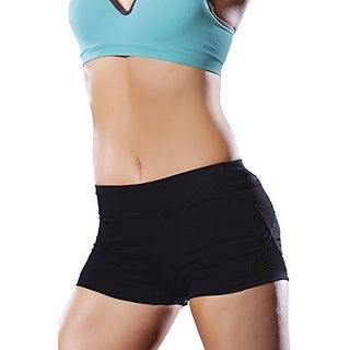 Seven Till Midnight Womens On Point Cardio Short