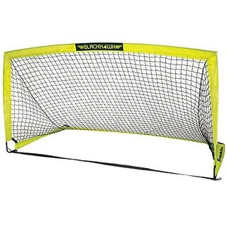 Franklin Sports Fiberglass Blackhawk Goal, X-Large/9' X 5' - Assorted