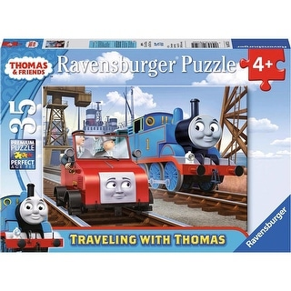 Traveling with Thomas 35 Piece Puzzle