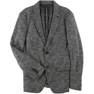 Link to Tasso Elba Mens Classic-Fit Knit Sport Coat Similar Items in Sportcoats & Blazers