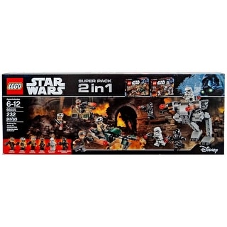 LEGO 2 in 1 Star Wars 66555 Building Set - Multi