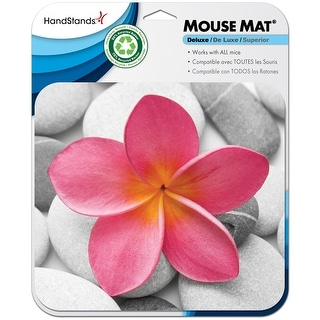 Deluxe Mouse Mat- Pink Petals