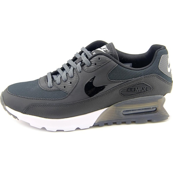 Shop Nike Air Max 90 Ultra Essential Round Toe Synthetic