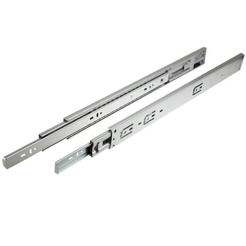 22-inch Full Extension Soft Close Ball Bearing Drawer Slides (10 pair) - 10 pair