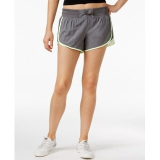 Calvin Klein NEW Gray Women's Size XL Performance Dry Fast Shorts