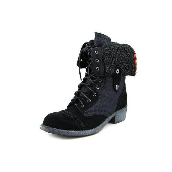 r.b.l.s. Andale Round Toe Canvas Winter Boot