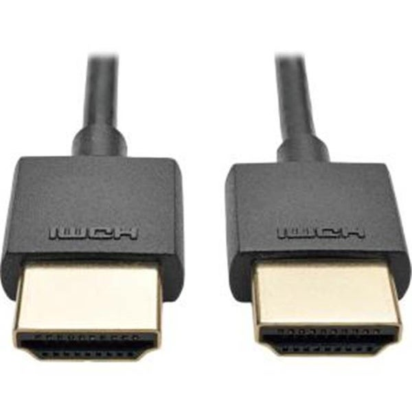 Tripp Lite 6 ft. High Speed HDMI Cable with Ethernet Video & Audio
