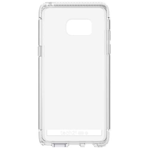 size 40 8d470 5e8f6 Tech21 Evo Frame Case for Samsung Galaxy Note 7 - Clear/White