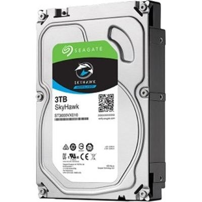 Seagate St3000vx010-20Pk Skyhawk 3Tb Internal Sata Hard Drive For Desktops