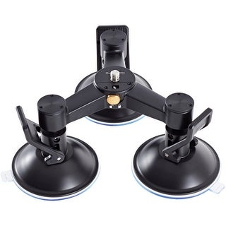 DJI Triple Mount Suction Cup Base for Osmo CP.ZM.000280 Osom Triple Mount Suction Cup Base