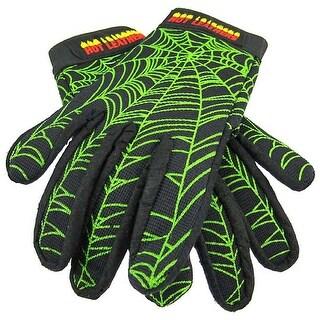 Spider Web Motorcycle Gloves Mechanics Work