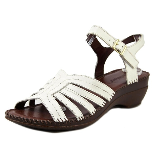 Auditions Rumba Women N/S Open Toe Leather Sandals