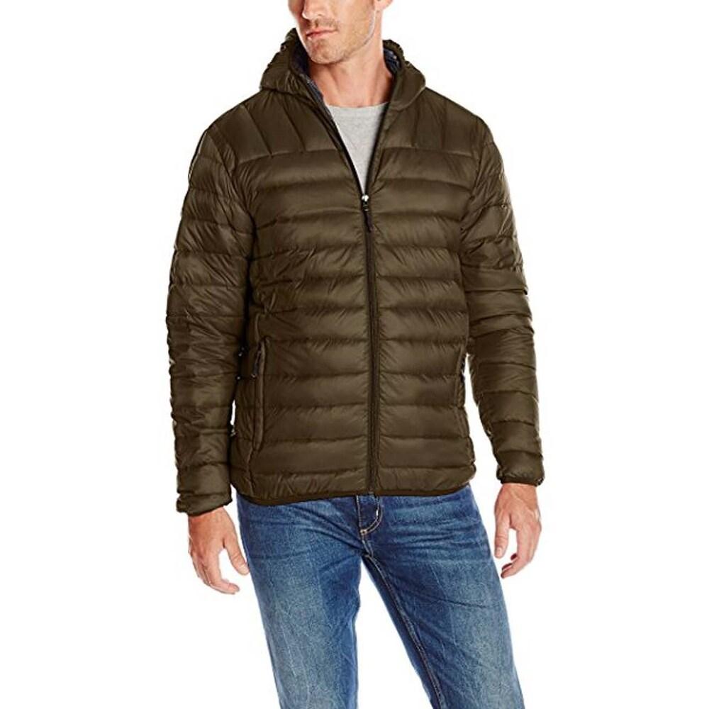 Hawke /& Co Mens Puffer Bubble Jacket