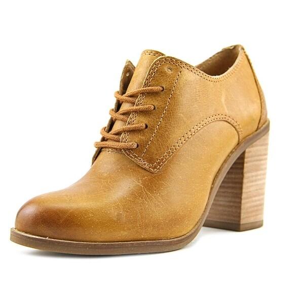 Lucky Brand Maisie Women Cashew Boots