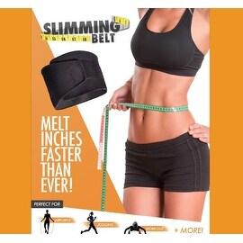 Secret Slimming Belly Belt Help Melt Inches Off Your Waistline