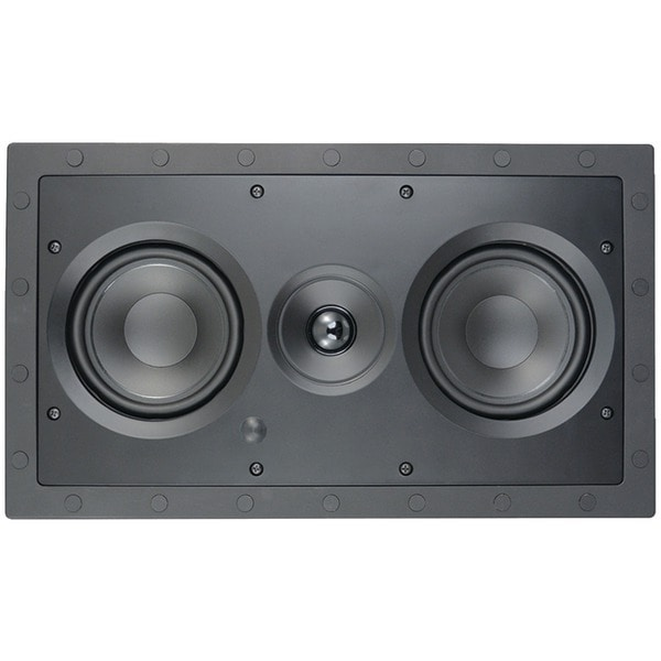 "Architech Se-525Lcrsf 5.25"" Premium Series 2-Way Frameless Lcr In-Wall Speaker"
