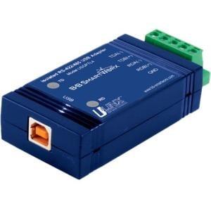 B&B Electronics Usoptl4 / Usb To Isolated 422/485 W/Plug Term Block And Leds